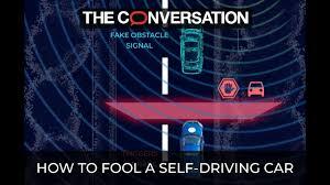 激光雷达传感器漏洞 会遭虚假信号欺骗