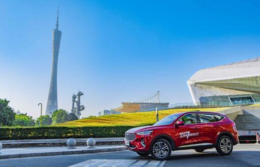 长城汽车亮相中国品牌日,车友双击666