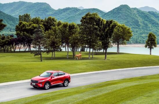 想要既聪慧又安全的轿跑SUV?哈弗F7x了解一下!