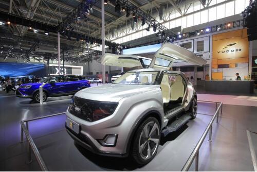 技术大咖驾到 云度新能源汽车重装再出发