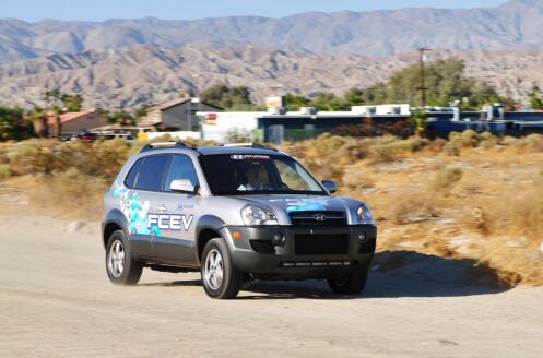 """二十余年""""氢""""力前行 现代汽车加速推进绿色社会建设"""