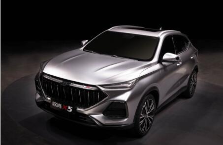 新体态!新动力!新体验!全新战略产品长安欧尚X5重庆车展全球首发