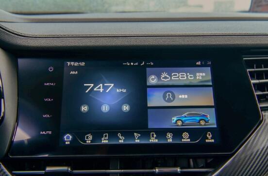 车圈科技弄潮儿就是TA!哈弗F7x轿跑身姿诠释太空美学