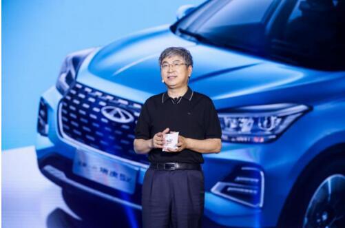 全新一代瑞虎5x上市 5.99万元起+发动机终身质保