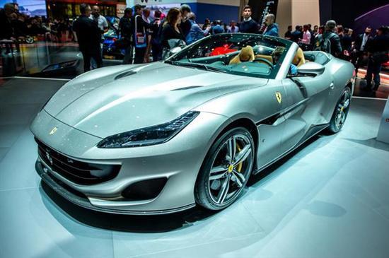 跟随主流 法拉利押注电动车和SUV重塑未来