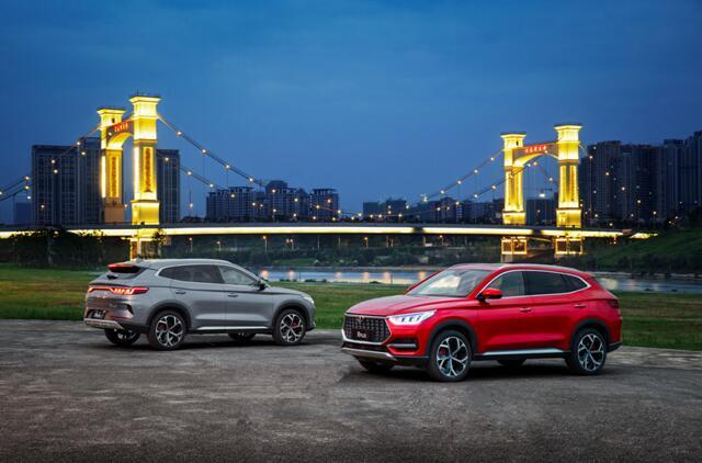 年度最值得关注的SUV-比亚迪宋PLUS预售价11.88-14.68万元
