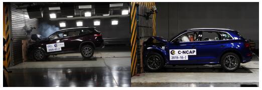 """最新C-NCAP成绩公布 自主品牌强过豪华老牌 这款自主高端是真的""""刚"""""""