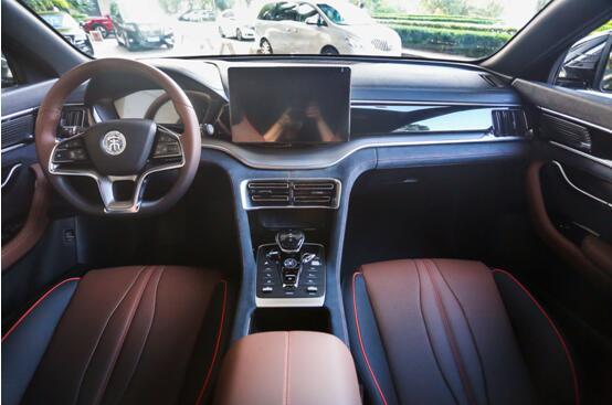 售价11.58万元-14.38万元,比亚迪全新SUV宋PLUS超感上市