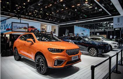 年轻人的第一辆个性之车已经安排,VV5元气橙年内上市!