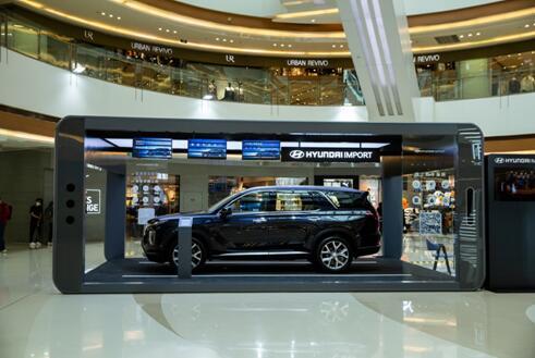 帕里斯帝全国区域展览活动正式开启 首站在四川成都举行