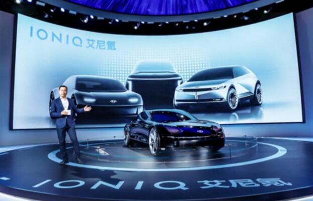 氢能源、电动化,现代进博会携三大品牌齐亮相
