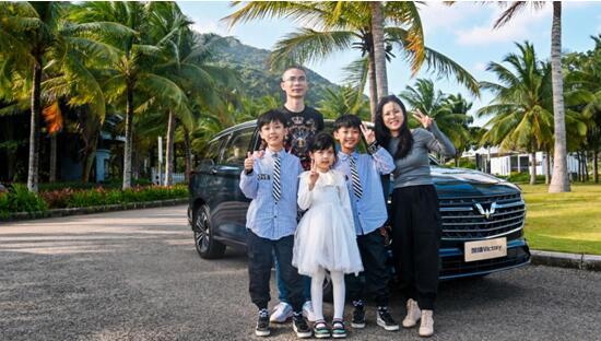 五菱凯捷首月销量7049辆,开启大四座家庭用车新时代
