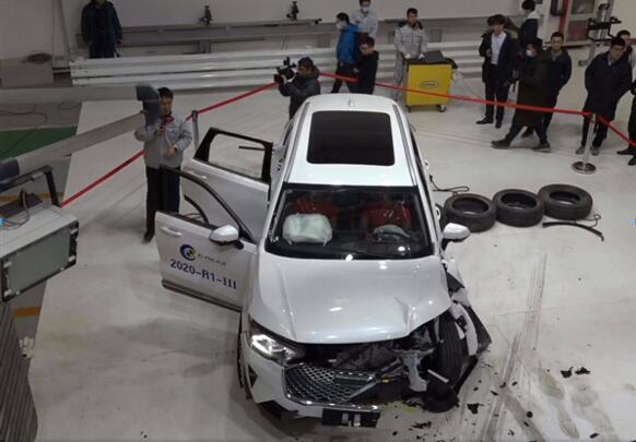 碰撞测试真相水落石出 安全是哈弗SUV的不变准则
