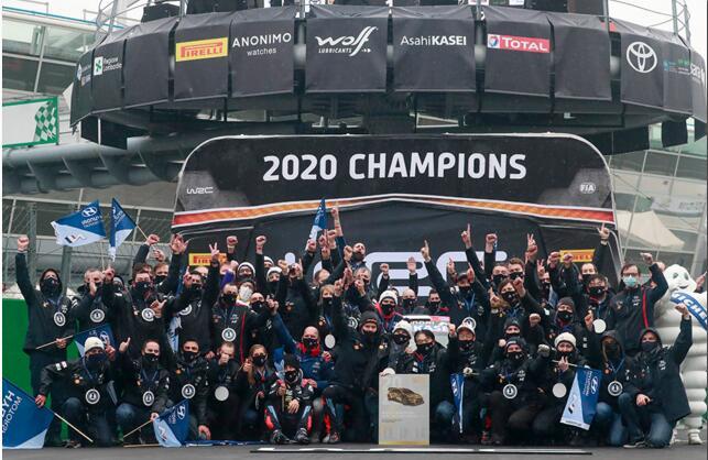 以冠军成绩助力营销 现代汽车斩获WRC两连冠