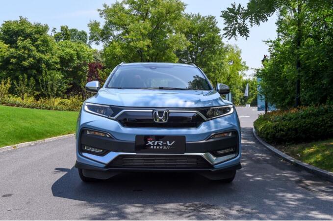 SUV市场竞争如此激烈,为何消费者独宠XR-V?