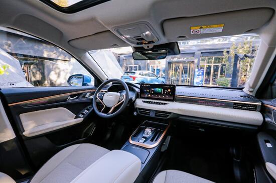 360°自动泊车+情景智能系统 哈弗初恋的好别人比不了