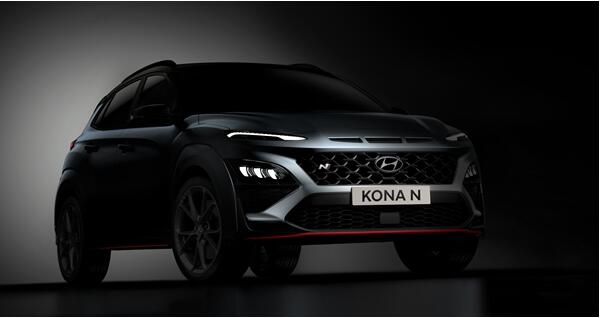 首个N品牌展示日来袭 现代汽车全新高性能SUV KONA N即将发布