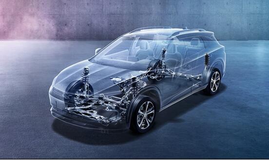 雪佛兰首款纯电城际轿跑畅巡满电来袭 补贴后售价15.99万元起