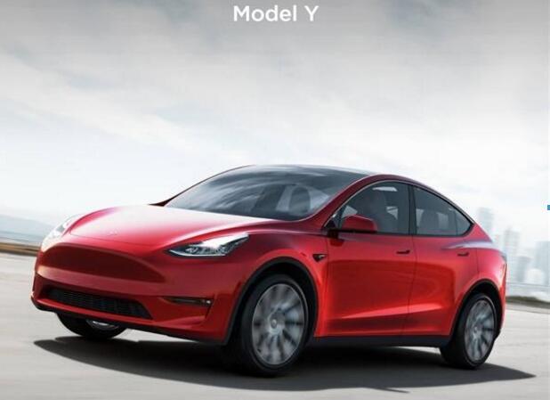 价格直降7万!马斯克称Model Y将成为2022年全球最畅销汽车
