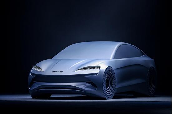 比亚迪发布e平台3.0:打造闭眼买,放心开的智能电动汽车