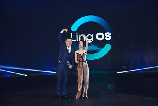五菱品牌全面升级,Ling OS灵犀系统重磅发布