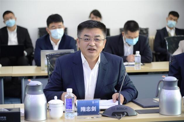上海博泰与一汽奔腾开展战略合作,成立联合创新研发营销团队
